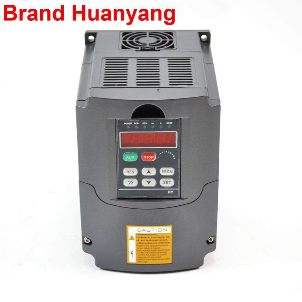 frequency inverter 5.5KW 220V 25A variable frequency drive VFD inverter CE CERTIFICATE motor speed controller vfd