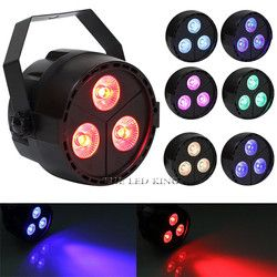 RGB UV 4IN1 LED La Lumière De Mixage 8 DMX CH IP20 Led Par 24 W DMX Par La Lumière Dj Lumière pour la Partie Disco L'UE Plug
