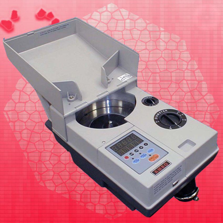 1 stück Hohe qualität Erstaunlich Professionelle Elektronische münzsortierer münzzähl maschine für auf der ganzen welt 110 V/220 V 40 Watt