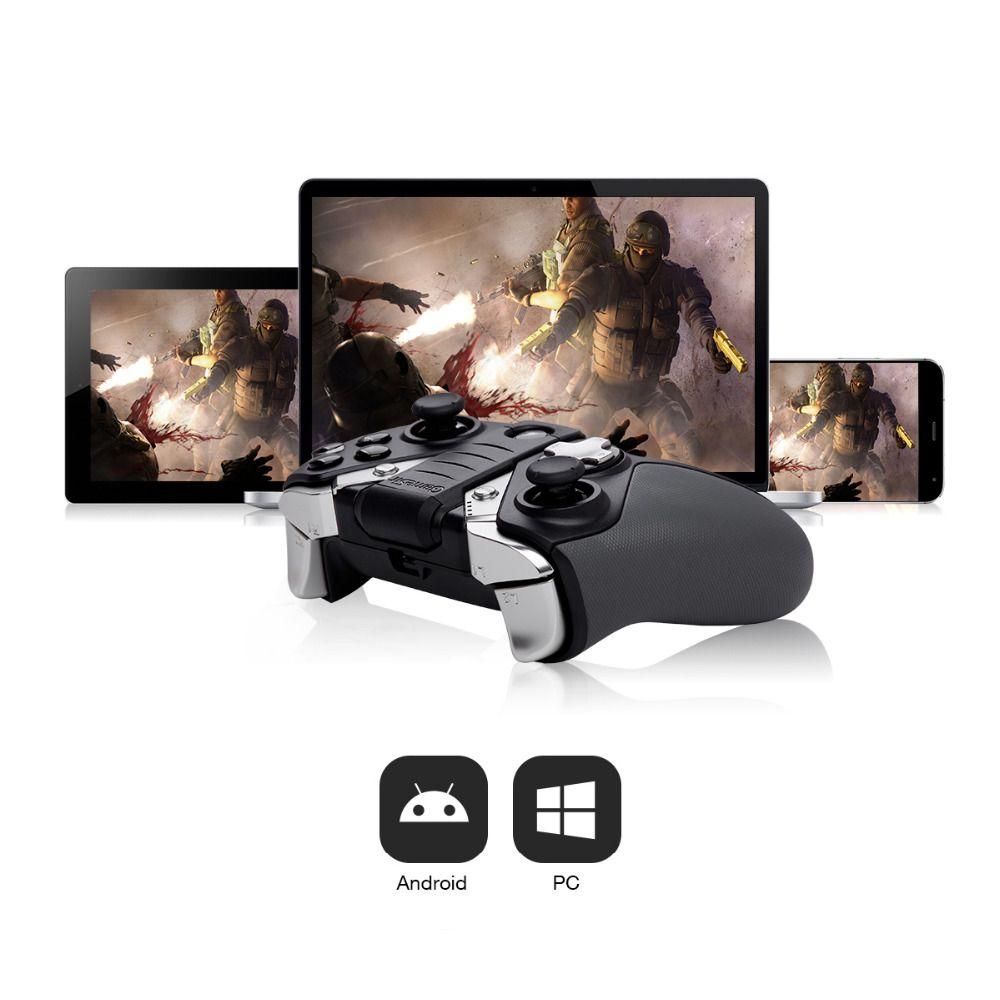 GameSir G4 contrôleur de jeu Bluetooth haut de gamme sans fil 4.0 USB Joystick filaire pour téléphone Mobile Android Samsung