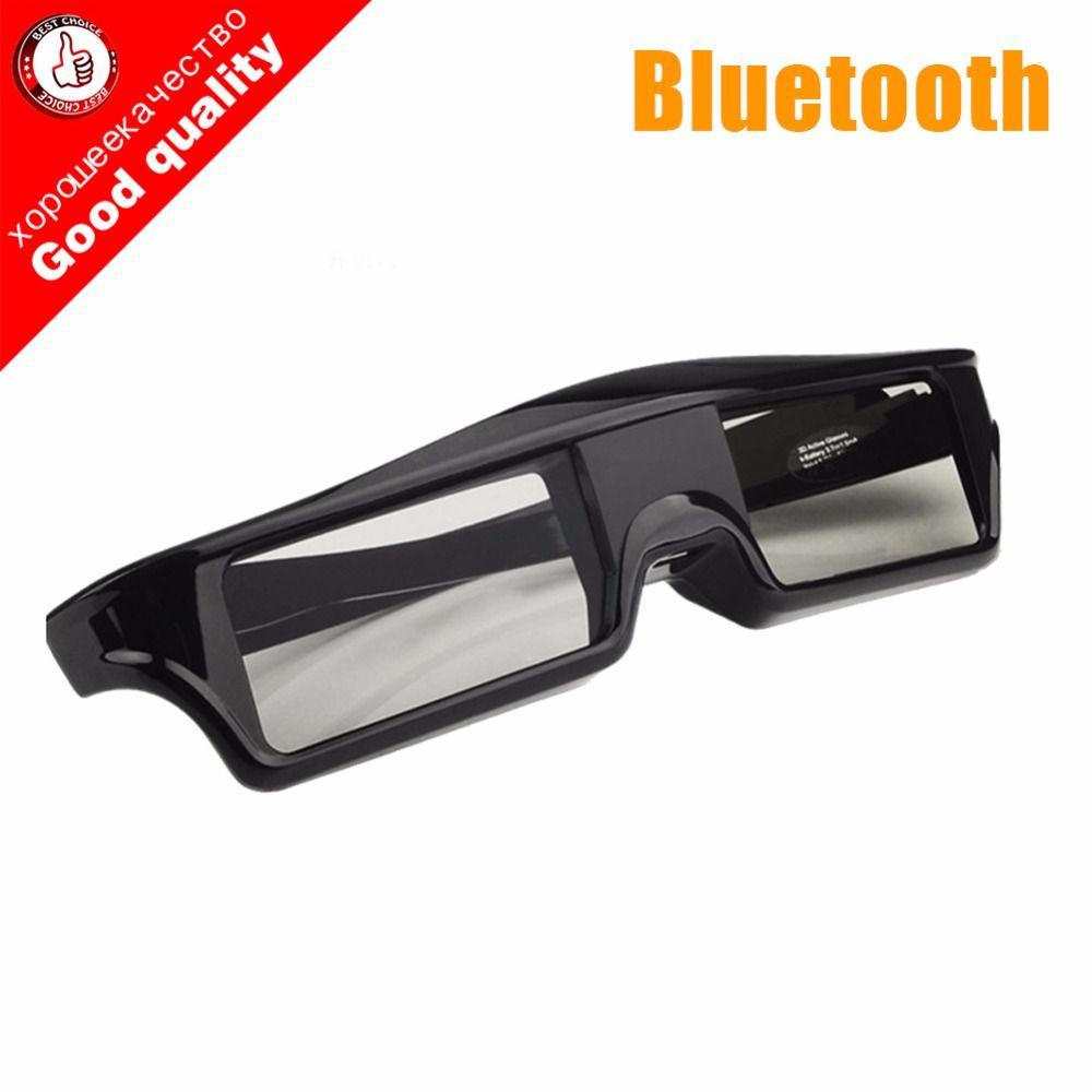 Bluetooth DLP Obturateur Actif 3D lunettes Remplacement TDG-BT500A TDG-BT400A SSG-5100GB Epson RF3D Lunettes ELPGS03 3D Lunettes 3D TV