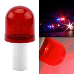 Super Helle LED Straßennotfall Ampel Gefahr Überspringen Licht Blinkt Safty Kegel Topper Warnleuchte Straßensperre Lampe