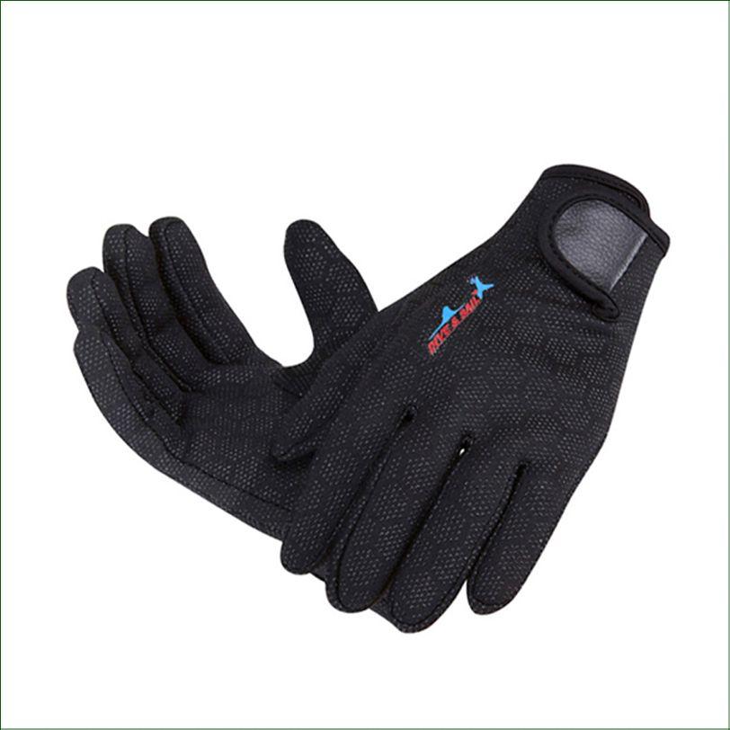 DG01 professionnel 1.5mm néoprène chaud gants de plongée en apnée de haute qualité gants pour surf chasse sous-marine plongée en apnée