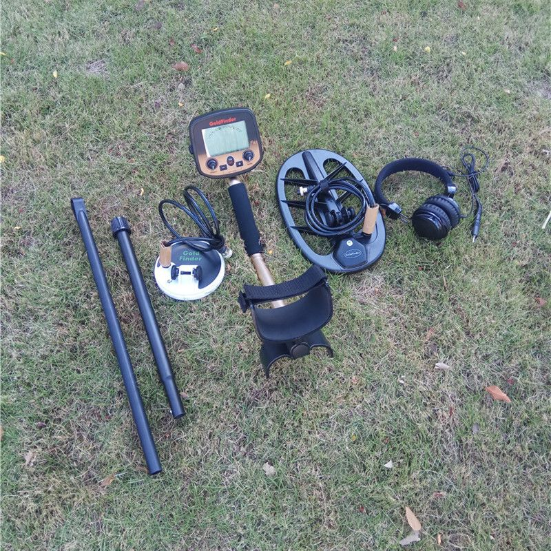 Wholesell Underground Metal Detector FS2 Gold Finder with TX2002 Pinpointer as Gift