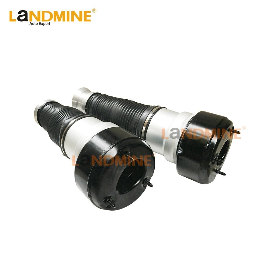 Free Shipping 2pcs Front Shock Absorber Suspension Kit Air Ride Fit Mercedes-Benz W221 S280 S300 S350 S400 S450 S500 2213204913