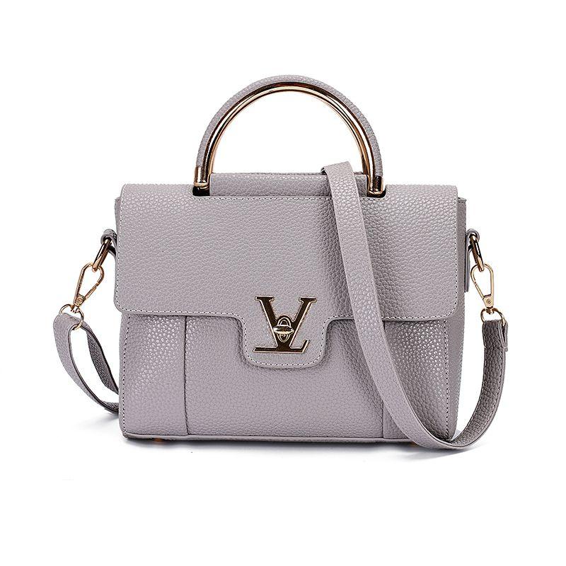 Flap V Women's Luxury Leather Clutch Bag Lady Handbags Brand Female Messenger Bags Sac A Main Femme <font><b>Famous</b></font> Tote Bag Freya Safi