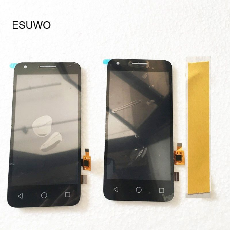 ESUWO LCD Display With Touch Screen For Alcatel One Touch Pixi 3 4.5 4027D 4027X OT4027 4027 OT5019 5019d LCD Display