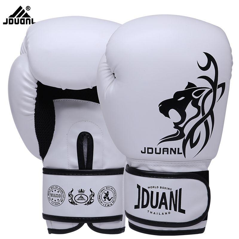 Nine dragon boxing gloves adult sanda knuckles muay Thai combat training professional game playing sandbags fighting gloves