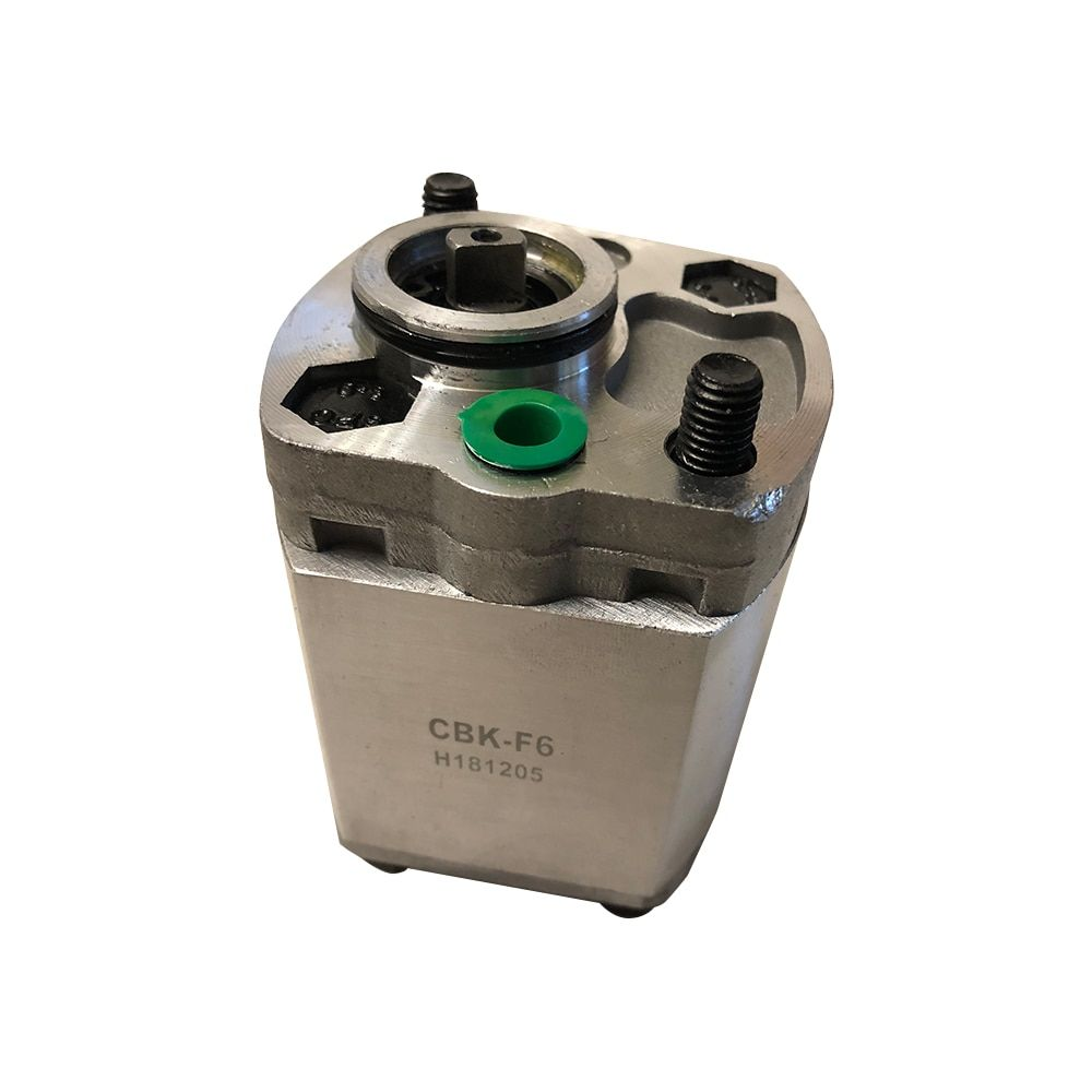 Hydraulique gear pompe à huile CBK-F0.5 CBK-F1.0 CBK-F1.2 CBK-F1.6 CBK-F1.8CBK-F2.0 CBK-F2.1F haute pression pompe 20Mpa anti-horaire