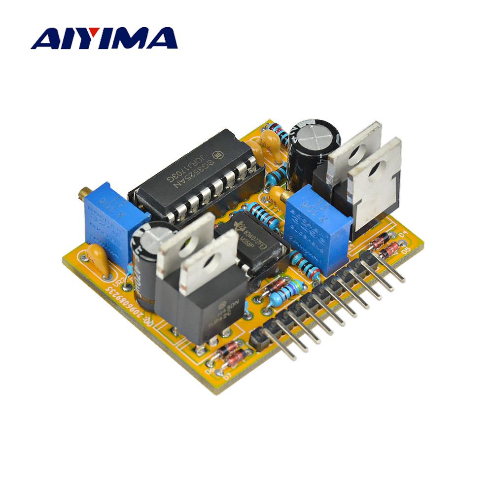 Aiyima SG3525 Inverter Pre-driver Board Amorphous Low High Frequency Drive Module