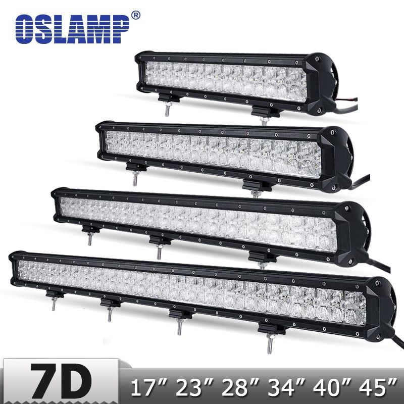 Oslamp Upgrade 7D Lens 17