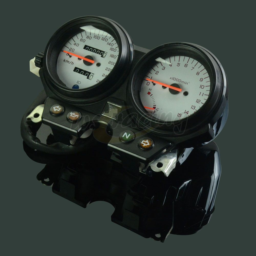 Motorrad Tachometer Kilometerzähler Instrument Tacho Gauge Cluster Meter Für HONDA CB600 Hornet 600 96-02 96 97 98 99 00 01 02