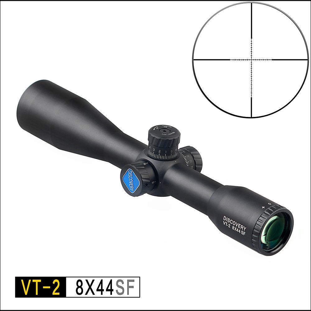 ENTDECKUNG optische anblick VT-2 8X44 SF Zielfernrohre Mil Dot Absehen Jagd zielfernrohr 30mm Rohr optische anblick kollimator umfang