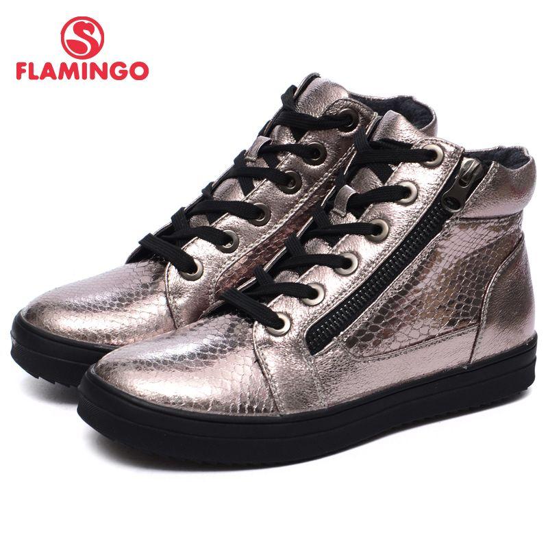 Русский известный бренд 2016 новая коллекция осень/зима мода дети сапоги высокое качество anti-slip детская обувь для девушки W6J001/003