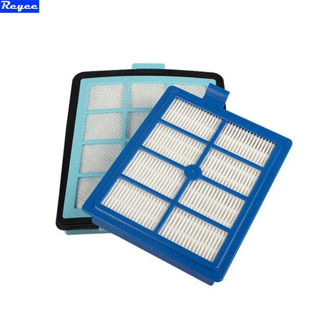 1 pc entrées D'air HEPA Filtre + 1 pc D'échappement évents filtre pour philips FC8766 FC8767 FC8760 FC8764 aspirateur pièces de Remplacement