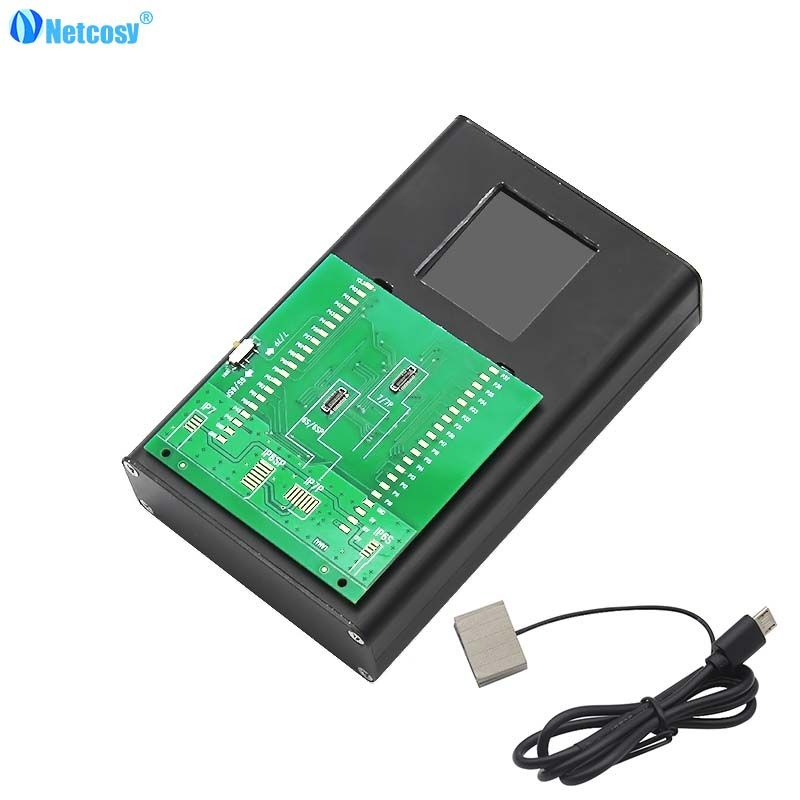 Netcosy For iphone 6s 6sp 7 7plus LCD Backlight Fingerprint Test Box Assembly Automatic Identification Precision Tester