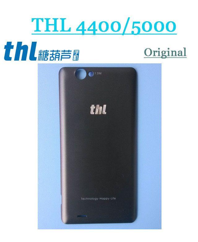 Ursprüngliche Schützende gehäuse mit NFC antenne für ThL 5000 THL 4400 Smartphone Kostenloser versand
