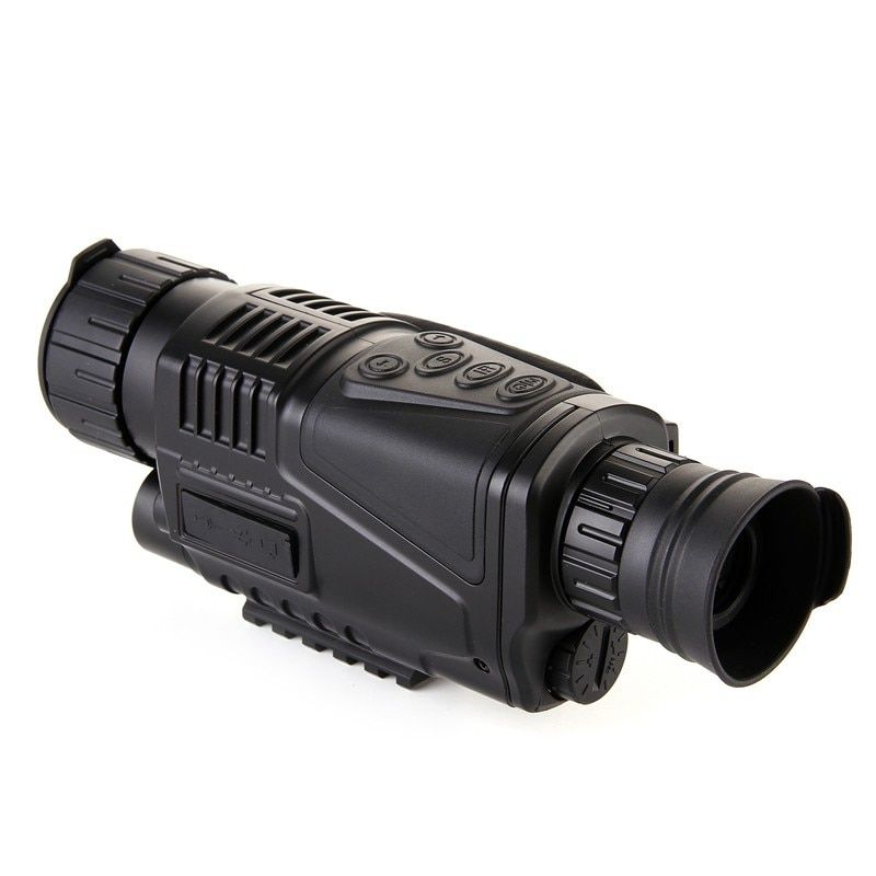 TUOBING 5X42 Night Vision Instrument Wholesale Manufacturers Monoculars Sell Infrared High-definition DV Telescope