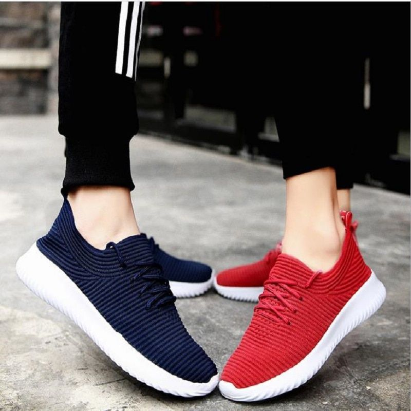 2018 summer shoes mesh sports shoes,qing breathable leisure small white women's shoes female casual shoes size 36-44