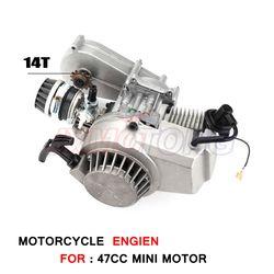 49cc engine with gearbox of mini dirt bike off road bike for kids moto brand name KXD LIYA HIGHPER