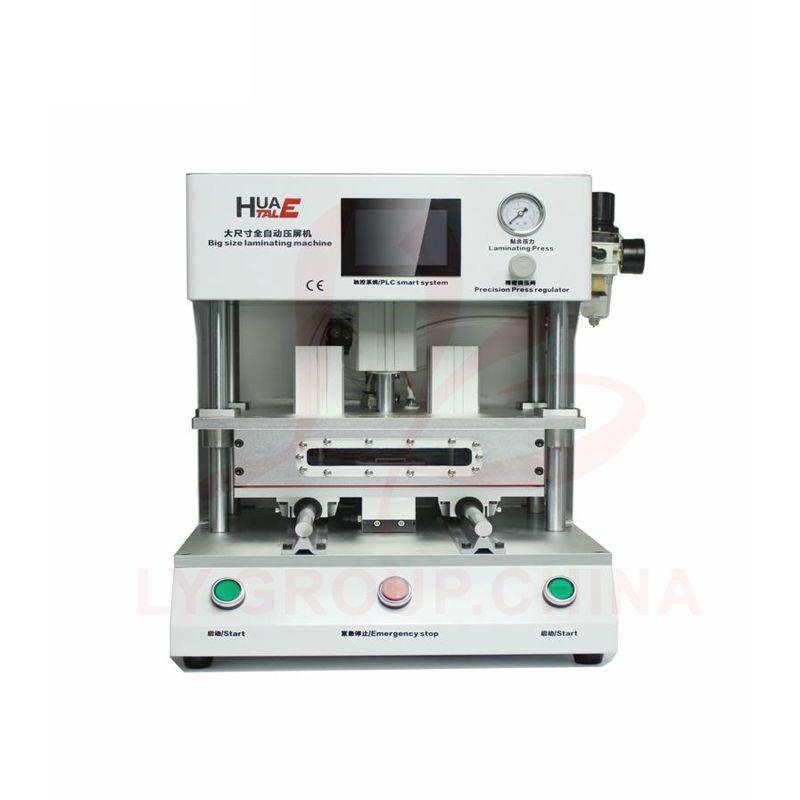 TBK 15 zoll T17 professionelle OCA vcacuum laminator maschine für telefon bildschirme schwer zu fest typ lcd reparatur