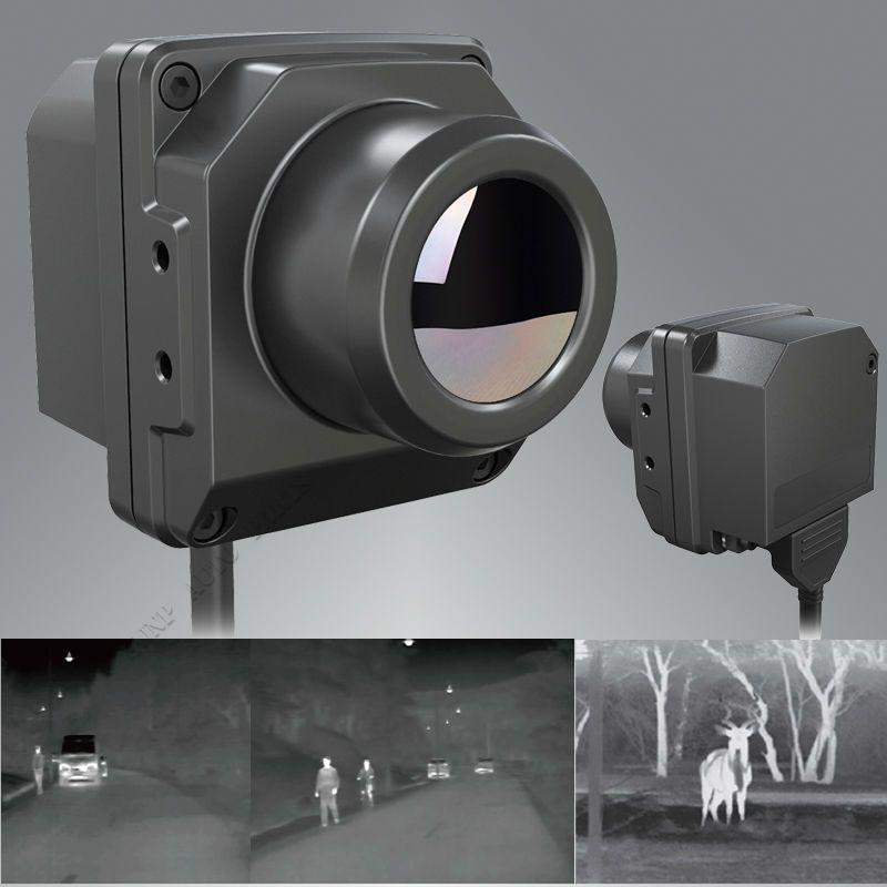 IP67 Infrarot Thermische Imager Auto off road Fahrzeug Nachtsicht Fahren Scout Jagd Suche Infrarot Thermische Imaging Kamera