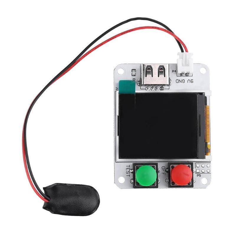 ATmega328p ESR Diode Triode Capacitance Transistor Tester 1.8 Inch LCD Kit