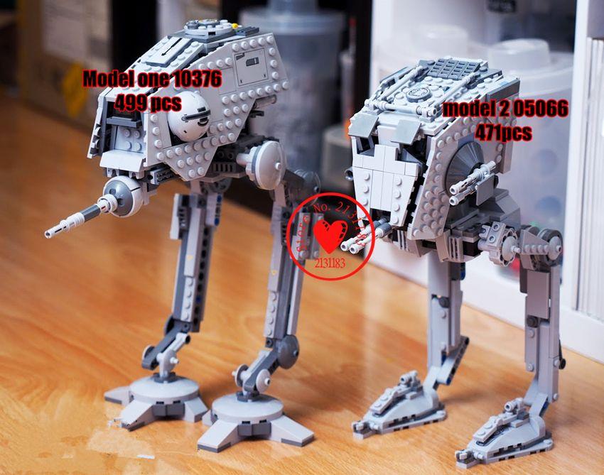 NOUVEAU La Rogue impériale AT-ST Walker AT-DP fit legoings étoiles wars figures modèle Building Blocks briques bricolage jouets cadeau enfant ensemble
