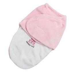 Bébé swaddle wrap flanelle enveloppes pour les nouveau-nés souple couverture emmailloter bébé sleepsack Sac de Couchage swaddleme infantile literie