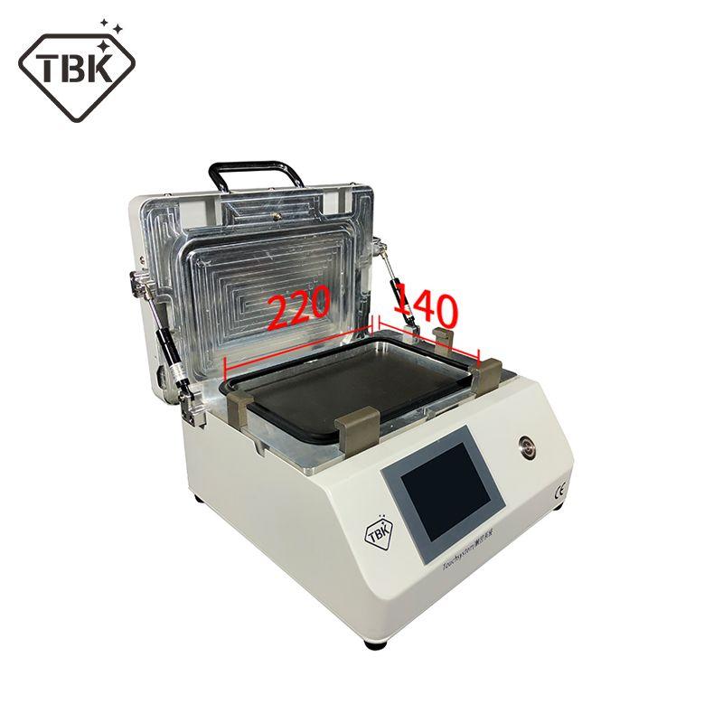 2019 neueste upgrated TBK-808M LCD Touch Screen Reparatur Automatische Blase Entfernen Maschine OCA Vakuum Laminieren Maschine