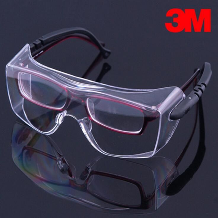 3M 12308 protective glasses goggles laboratory anti-fog BBP dust sand sandal men and women riding wind scratch