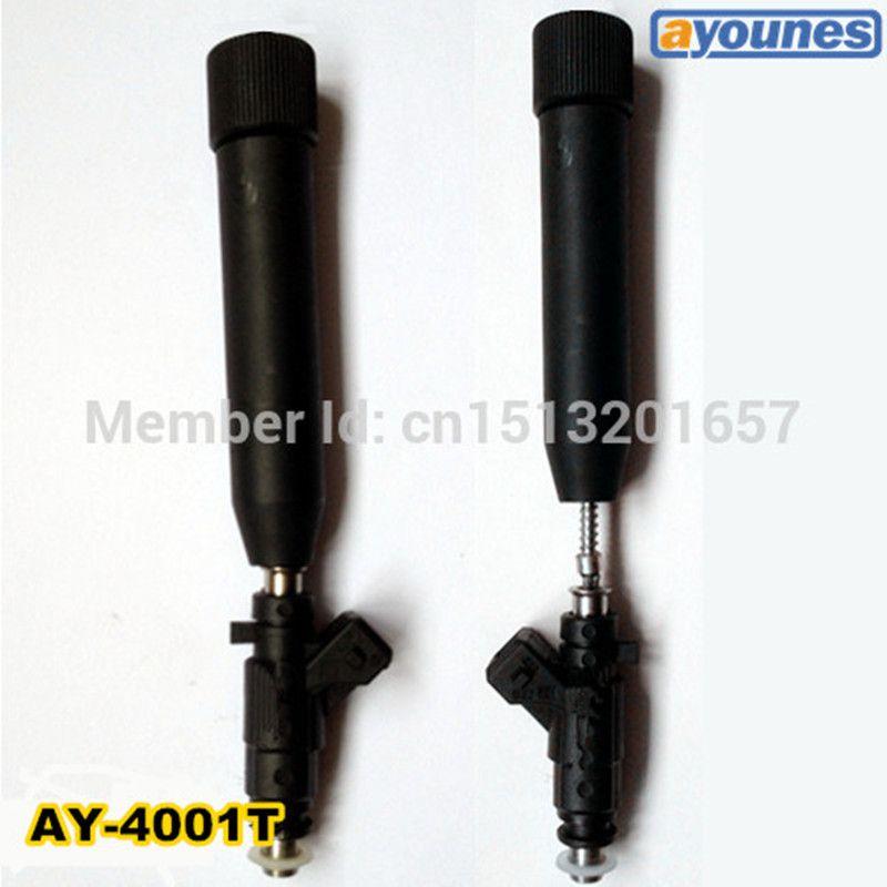 2 pièces usine Original injecteur de carburant outil de réparation Auto pièce de rechange Service Kit mobile filtre à injecteur Top vente (AY-4001T)