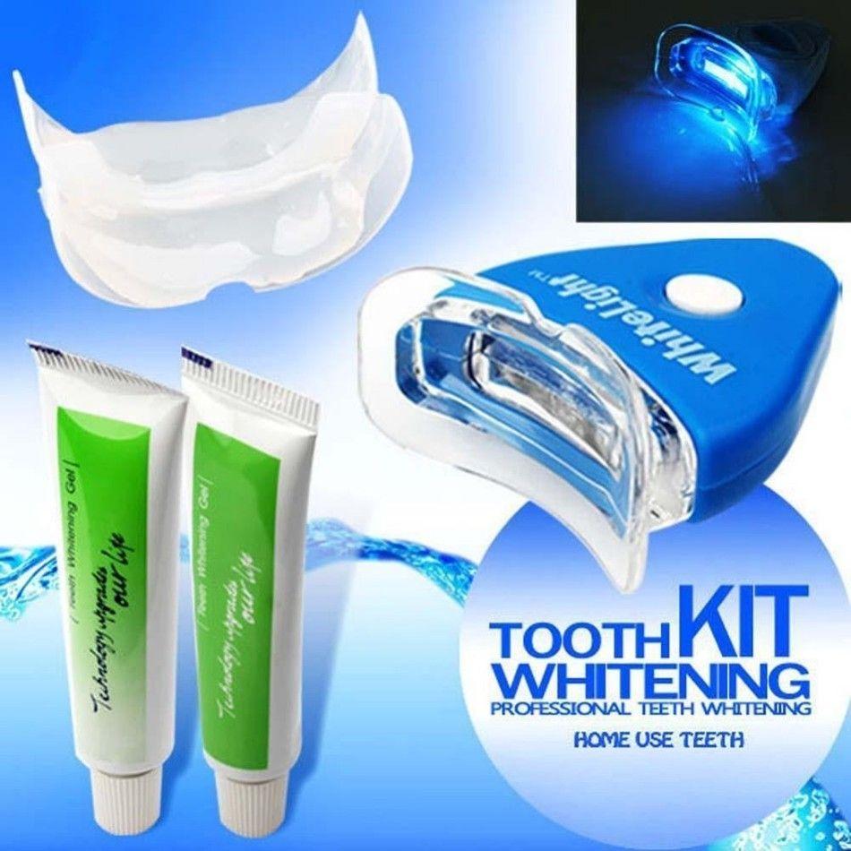 Beurha Teeth Care Teeth Whitening Toothpaste Gel Kit LED Whitening Teeth Personal Dental Treatment Tooth Gel Whitener drop ship