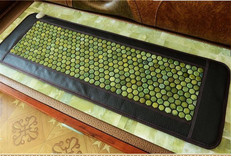 jade pad ms tomalin sofa cushion germanium stone care jade heating mattress pad body massage instrument 50 * 150 c