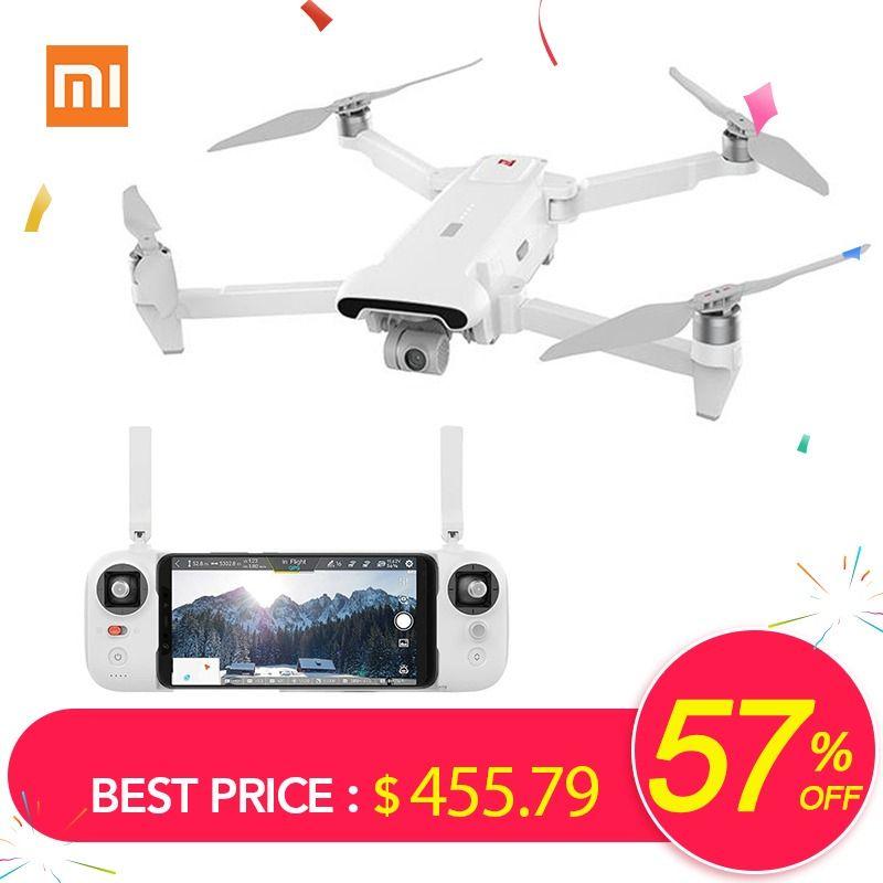 Xiaomi FIMI X8 SE 5 KM FPV Mit 3-achsen Gimbal 4 K Kamera GPS 33 minuten Flugzeit RC Drone Quadcopter RTF
