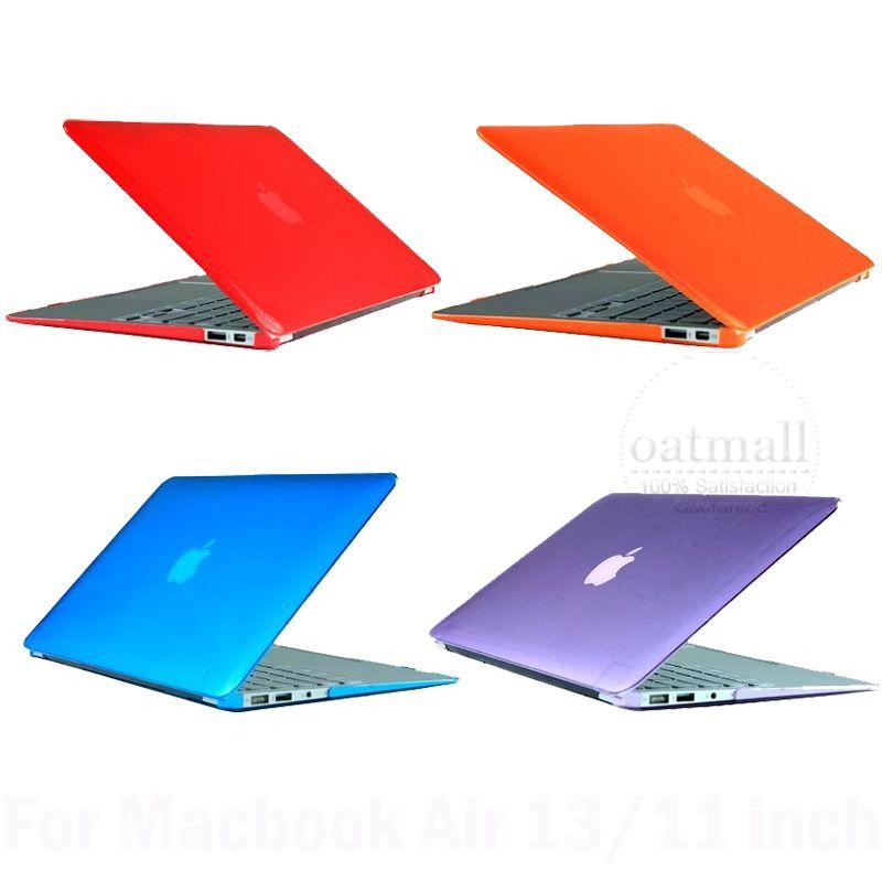 Neue Blend Matt Gummierte Harte Abdeckung für MacBook Air Fall 13 zoll 11 zoll Für Macbook haut laptop & Fällen zubehör