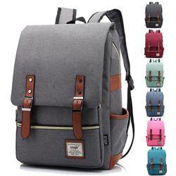 14 15 15.6 pulgadas Oxford ordenador portátil mochila Bolsas mochila escuela para hombres mujeres estudiantes