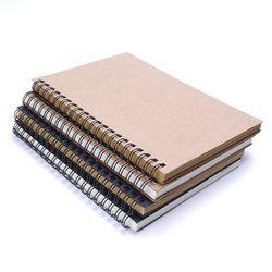 Sketsa Diary untuk Menggambar Lukisan Graffiti Lembut Penutup Hitam Kertas Sketsa Buku Memo Pad Notebook Kantor Sekolah Hadiah