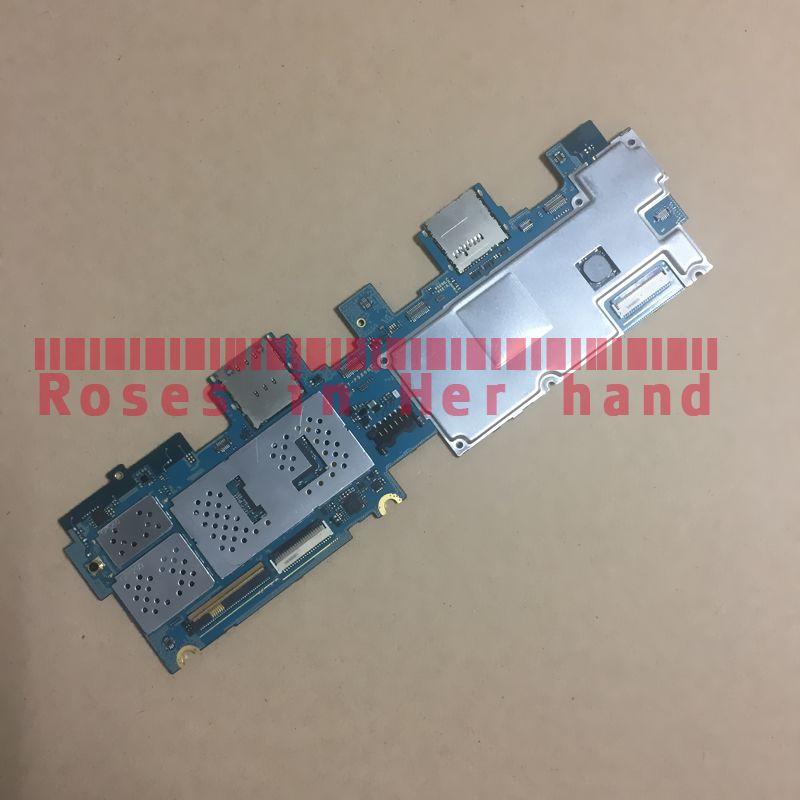 Full Working Original Unlocked For Samsung Galaxy Tab 3 10.1 P5200 P5210 P5220 Motherboard Logic Mother Circuit Board Lovain
