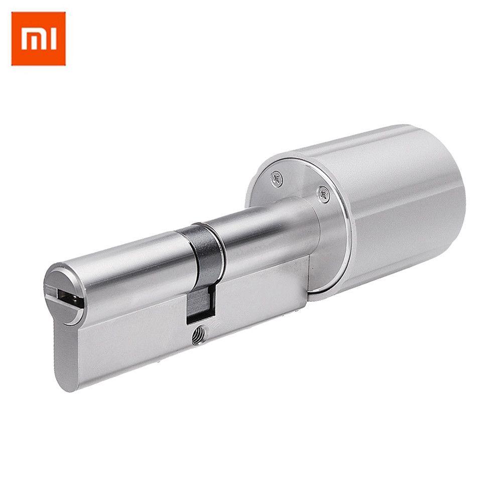 Xiaomi Vima Smart Lock Cylinder Intelligent Practical Anti-theft Securtiy Door Lock Core 128-Bit Encryption w/ Keys 7 models