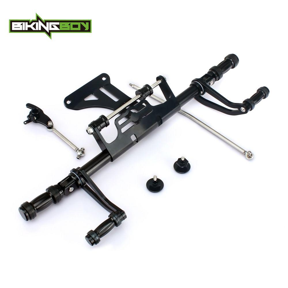BIKINGBOY Forward Controls Footpegs for Suzuki VS1400 VS 1400 Intruder GL GLF GLP 1987-91 92 93 94 95 96 97 98 99 00 01 02 03 04