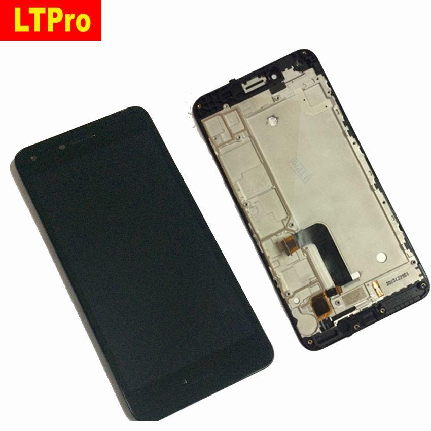 LTPro LCD Display Touch Screen Digitizer Assembly + Frame For Huawei Y5 II Y5-2 4G LTE CUN-L01 CUN-L23 CUN-L03 CUN-L33 CUN-L21