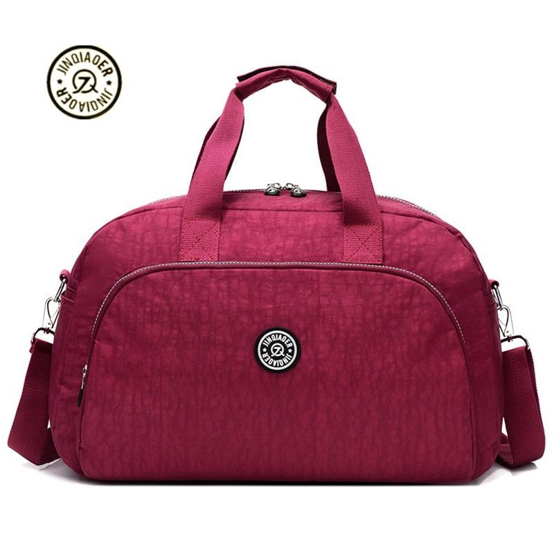 NEW Women's bags traveling duffel bag luggage women's handbags Travel Women bag on <font><b>wheels</b></font> Travel bags Suitcase for children
