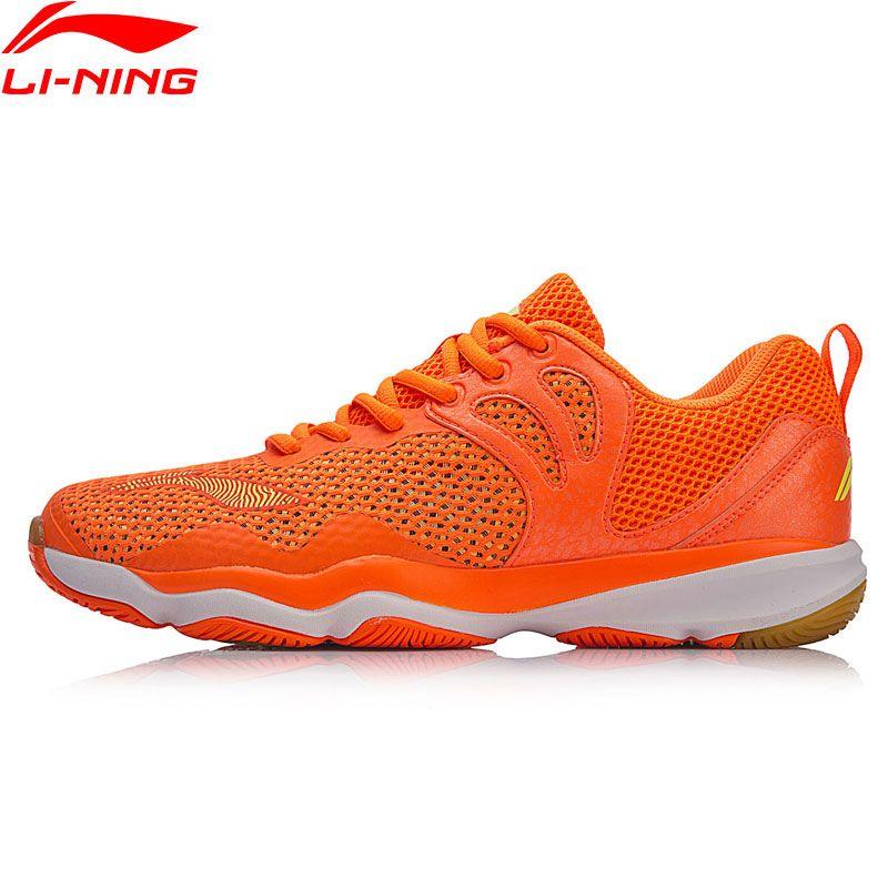 Li-Ning Männer RANGER II LITE-Täglichen Badminton Schuhe Wearable Anti-Slip Futter Atmungsaktiv Turnschuhe Sport Schuhe AYTN015 XYY080