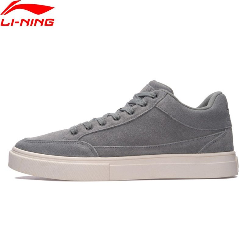 Li-Ning Men LN Remodel Walking Shoes Leisure Breathable LiNing Classic Sports Shoes Wearable Sneakers AGCM143 YXB099
