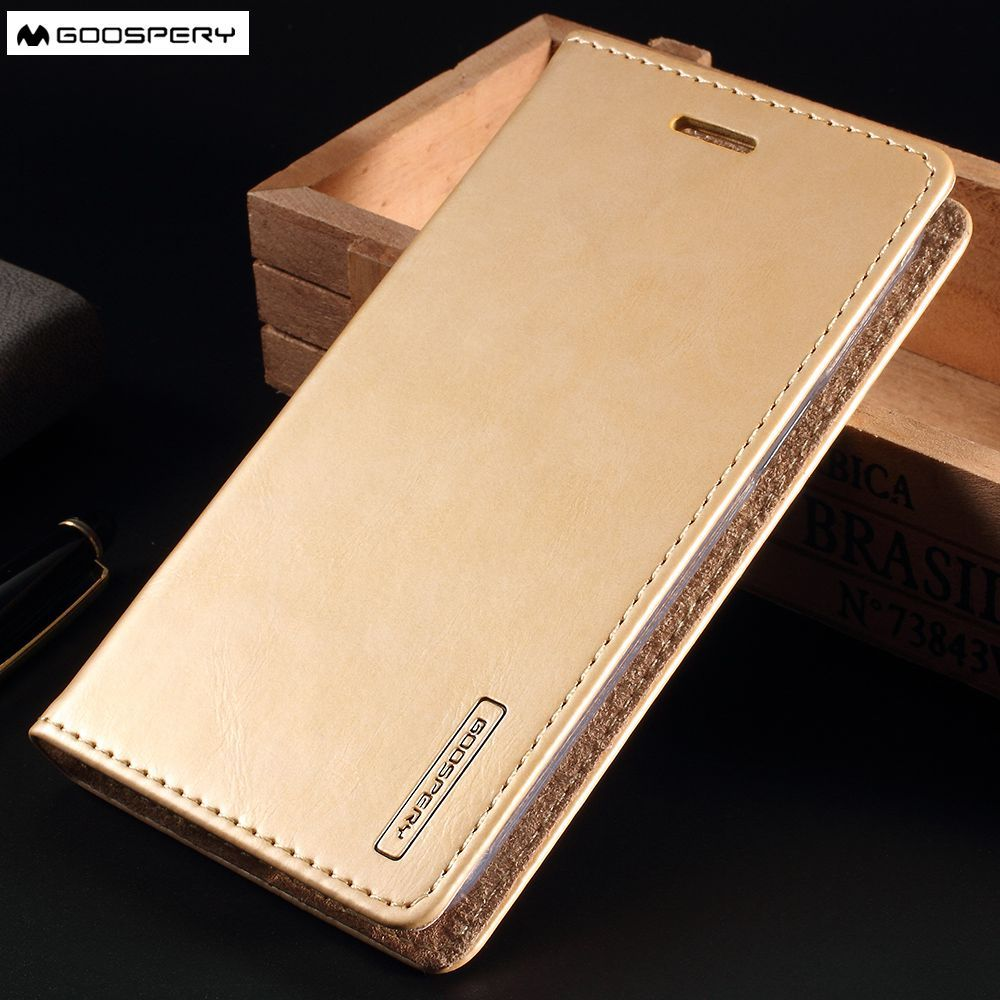 MERCURY GOOSPERY coque For Samsung Galaxy S8 S8Plus S7 Edge J1 J3 J5 J7 2016 A3 A5 A7 2016 Case Blue Moon Stand Leather Cover