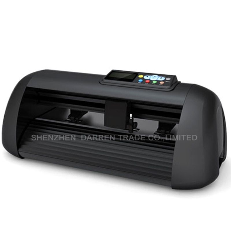 Desktop Papers cutting plotter Sign Sticker Label Cutter Vinyl plotter Automatic ARMS Home Office Cutting Plotter HW330