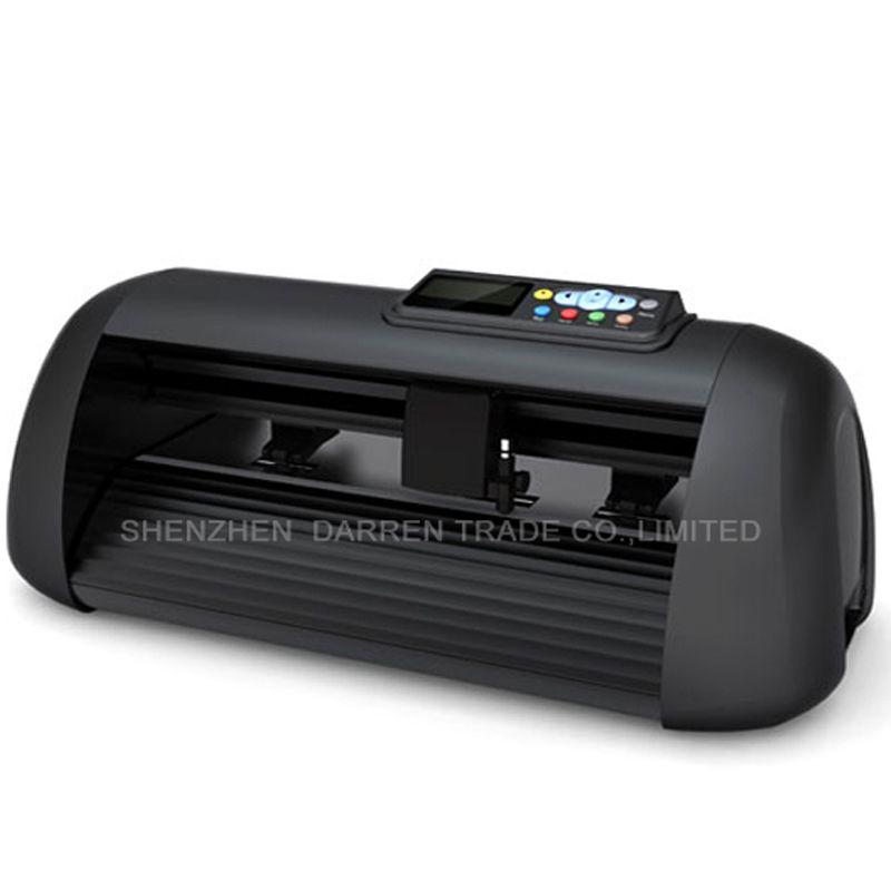 Desktop Papiere schneideplotter Zeichen Aufkleber Label Cutter Vinyl plotter Automatische ARME Home Office Schneideplotter HW330