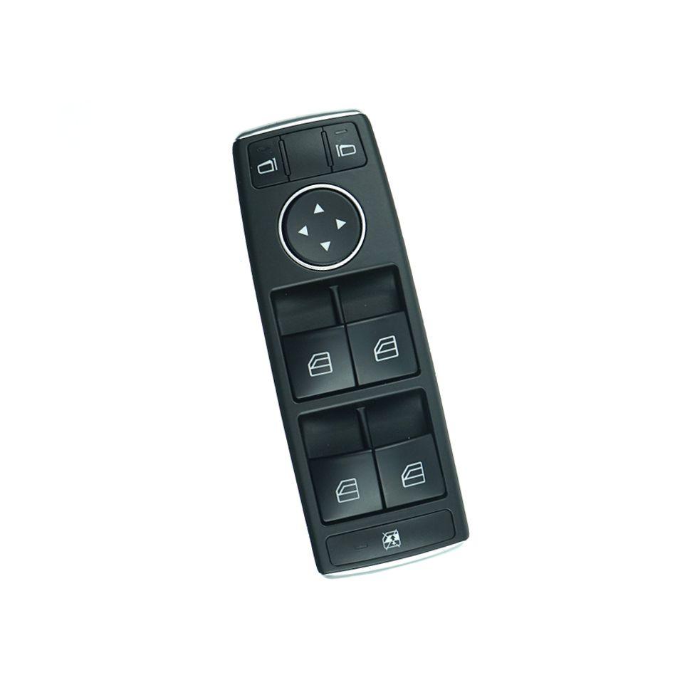 Fenster Vorne Links Elektrische Schalter Taste für Mercedes-Benz W212 S212 C250 C300 C350 C63 E350 E550 E250 A2049055302 2049055302