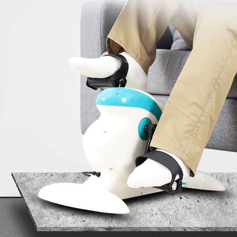 Home mini heimtrainer magnetic contro pedal stepper fitness laufband rehabilitation training für die im alter von Innen heißer
